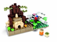 SDCC 2015 LEGO Star Wars Mini Dagobah Exclusive Set - Read more on www.hothbricks.com