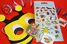 Bumble Bee Party Bag £2.00
