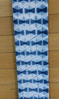 Textiles, Fashion Statements, Boro, Dyes, Shibori, Indigo, Diy And Crafts, Modern, Tye Dye
