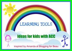 For More Information Visit the ACC-Angels Around the World website. Child Development Activities, Motor Skills Activities, Teaching Skills, Learning Tools, Corpus Callosum, Pediatric Ot, Sensory Processing Disorder, Early Intervention, Special Needs Kids