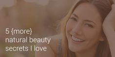 """Q:I really liked your post """"5 Natural Beauty Secrets I Love."""" Do you have any more natural beauty tipsyoucould giveus?     Read Jessie Minassian's answer by clicking on the picture or visiting www.LifeLoveandGod.com.   #naturalbeauty #healthandbeauty #teen #advice #beautytips #naturalbeautyproducts #JessieMinassian"""