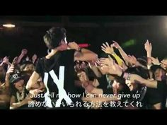 ONE OK ROCK-The Beginning  live at Yokohama stadium 歌詞 和訳 付き - YouTube
