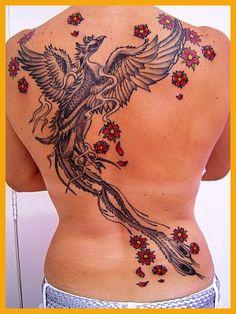 Najlepsze Obrazy Na Tablicy Feniks 20 Tattoo Phoenix Best
