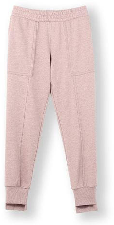 aSMC ESS スエットパンツ - dusty pink jogger on ShopStyle