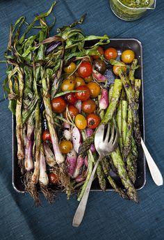 The Grilling Cookbook | Nicole Franzen