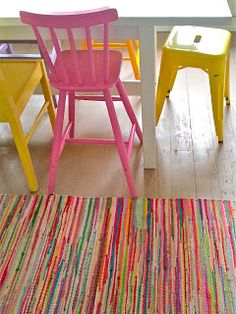 """Whimsical Wallpaper Station"" (Photo: Katja K.) ⎮ recyclie.blogspot.fi"