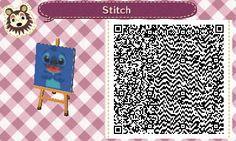 "starfox66:  ""I made a Stitch pattern for ACNL, enjoy (^-^ )  """