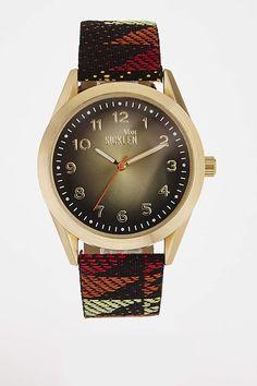 Golden Van Sicklen watch