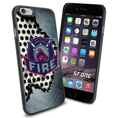 Chicago Fire MLS Metal Logo WADE6569 Soccer iPhone 6 4.7 inch Case Protection Black Rubber Cover Protector WADE CASE http://www.amazon.com/dp/B0141H7R1C/ref=cm_sw_r_pi_dp_ceyFwb1NNKF5F