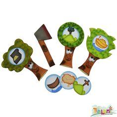 A Lição das Três Árvores | Tia Lani Recursos Didáticos
