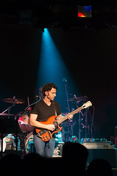 Dweezil Zappa Toad's Place, New Haven CT (USA) Mar 02, 2014 Photo Thierry Joubaud (onstage.pictures)