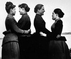 Epic Gallery: 150 Years Of Lesbians And Other Lady-Loving-Ladies