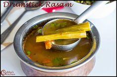 Drumstick Rasam Recipe | Murungakkai Rasam Recipe | Subbus Kitchen