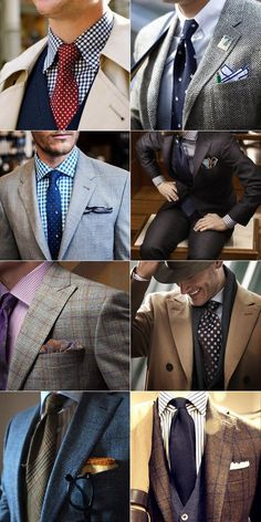 Choosing Right Color for Men Suit and Tie Mode Masculine, Sharp Dressed Man, Well Dressed Men, Mens Attire, Mens Suits, Fashion Moda, Mens Fashion, Trendy Fashion, Fashion Vest