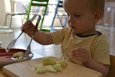 "Ideas for 13-17 month olds from ""How We Montessori"""