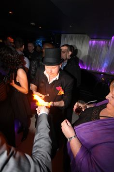 let ATM provide you with some magic at your event... WOW
