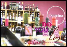 Do you live wine? Convino