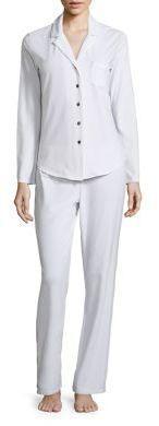 Naked Solid Pajama Set