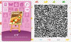 ACNL/ACHHD QR CODE-Pizza Wall Poster