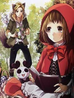 Honeyworks ~ Haruki and miou
