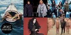 From rising models to the buzziest runways and biggest pop culture happenings, these were the standout fashion moments of the year.