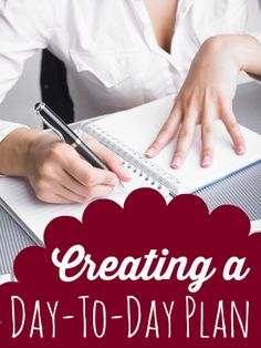 At the very base of being organized is having a plan and structure to your day to day life. Today I'm sharing how I plan the day to day stuff and keep life on track as far as things I have to do daily, special tasks, appointments, and best of all- routines! Get organized by …