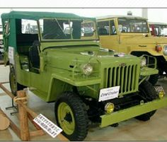 One of the earliest Landcruiser? before FJ25?