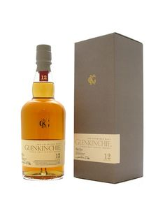Glenkinchie Single Malt Scotch Whisky aged 12 years