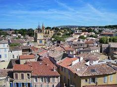 Salon de Provence Home of Nostradamus !