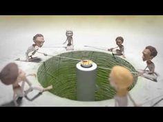 A mais linda animação sobre dar de comer a quem tem fome