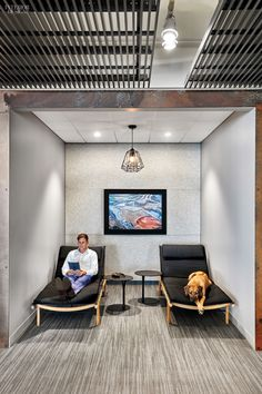 4 Tech and Finance Companies Rock Out at the Office