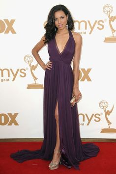 Jurnee Smollett at the 2011 Emmys