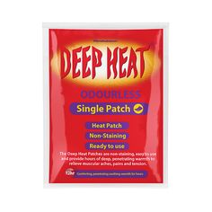 Deep Heat Roll-On Lotion - Deep Heat South Africa Wellness Company, Hamper, South Africa, Lotion, Patches, Muscle, How To Apply, Valentines, Deep