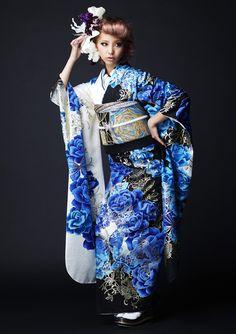 Rokkustyle...The Kimono Gallery: Photo