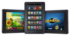 For those of us who cannot afford an iPad2, the Kindle Fire is a great addition for 1/3 the price!