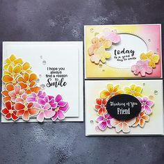 Fun Crafts, Paper Crafts, Paper Art, Cricut Cards, Beautiful Handmade Cards, Scrapbook Paper, Scrapbooking, Watercolor Cards, Card Kit