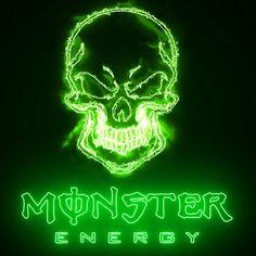 Steam Workshop :: Monster Energy Animated HD Live Wallpaper Monster Energy Drink Logo, Monster Energy Girls, Skull Tattoos, Animal Tattoos, Fox Racing Logo, Dark Green Aesthetic, Monster Pictures, Workshop, Anime Wallpaper Phone