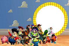 Imprimibles de Toy Story. - Ideas gratis para fiestas y celebraciones Oh My Fiesta!