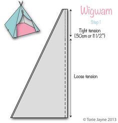 Wigwam Step 1 | Blogged at Torie Jayne.com Blog|Facebook|Twi… | toriejayne | Flickr