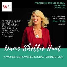 Be Inspired & Empowered - January magazine Women In Leadership, Leadership Tips, Business Stories, Business Women, Self Development, Personal Development, World University, Self Organization, Social Enterprise