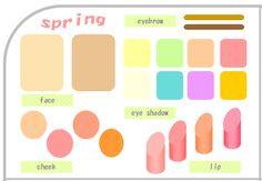 印象アップコンサルタントのMiwaです。 今日は、春のタイプの人が似合うアクセサリーの色や、 メ…