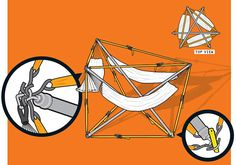 45 DIY Hammock Stand and Hammocks to Build This Summer - Home And Gardening Ideas Pergola Garden, Metal Pergola, Pergola Kits, Metal Roof, Lawn And Garden, Pergola Swing, Pergola Roof, Pergola Ideas, Backyard Patio