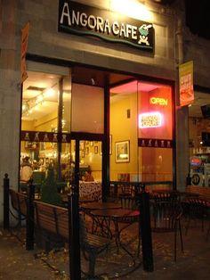 Angora Cafe in Boston, MA