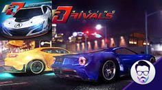 تحميل لعبة سباق السيارات racing rivals download  Download  جربها الان بر...