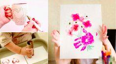 10 idées de cadeaux à réaliser avec vos enfants pour la fête des Grands-Mères