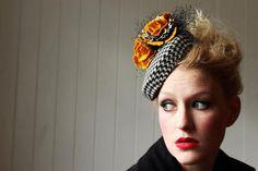 Headpiece by Christie Stokes
