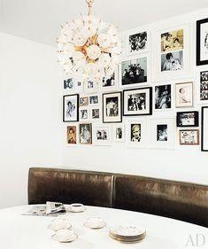 {décor inspiration : gallery walls}