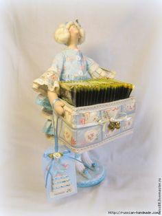 Mimin Dolls: Tilda door tea