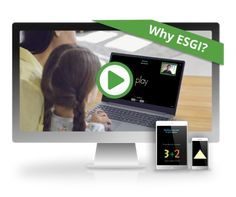 ESGI - One-on-one Assessments Made Easy Letter Flashcards, Student Performance, Letter To Parents, Test Preparation, Learning Environments, Assessment, Make It Simple, Easy, Learning Spaces
