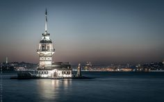 The Maiden's Tower (ISTANBUL)